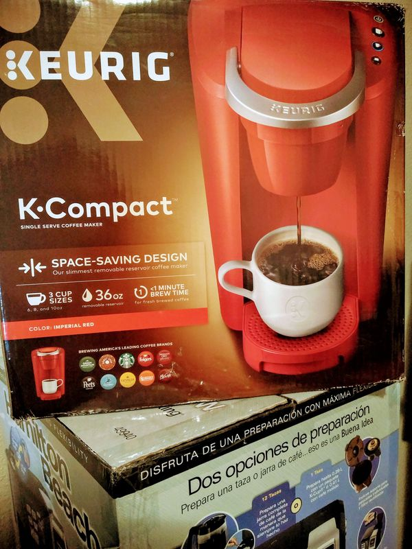 Keurig Kcompact Single Serve Coffee Maker Kcup For Sale In