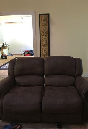Cool New And Used Recliner Sofa For Sale In Macon Ga Offerup Machost Co Dining Chair Design Ideas Machostcouk