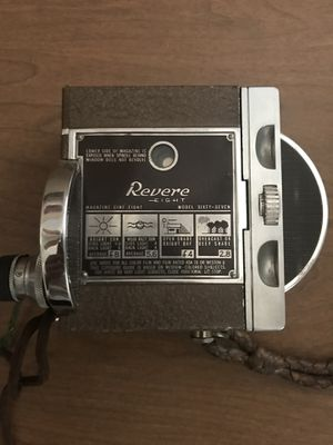 Revere Eight 8mm Camera for Sale in Denver, CO