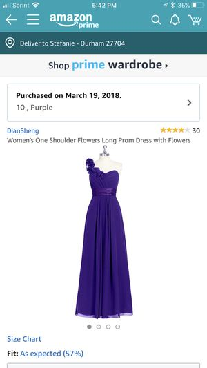 New and used Bridesmaid dresses for sale in Raleigh, NC - OfferUp