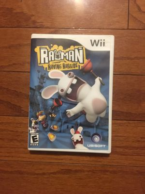 Wii game Rayman for Sale in Reston, VA