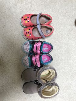 Toddler shoes Thumbnail