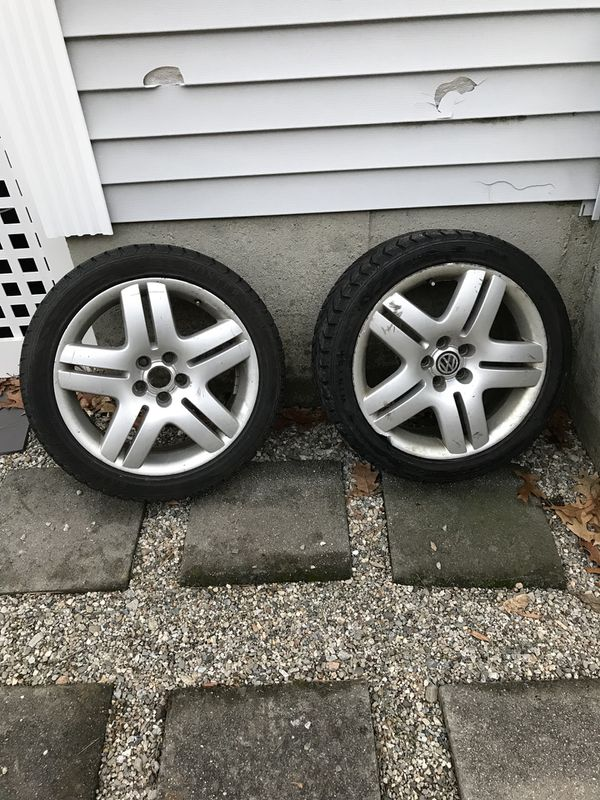 5x100 Vw Long Beach Wheels