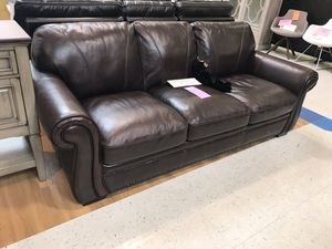 New and Used Leather sofas for Sale in Portland, ME - OfferUp