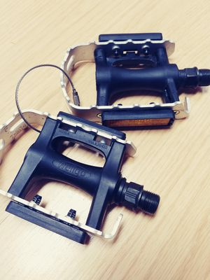 BRAND NEW Hybrid Road Bicycle Pedals for Sale in Arlington, VA