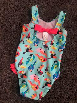 Toddler one piece bikini swimwear Thumbnail