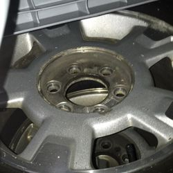 Rims And Tires For Ford F-150 2009-2010 Thumbnail