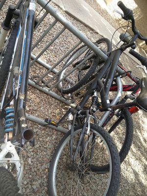 "24"" bike and U lock, used for sale  US"