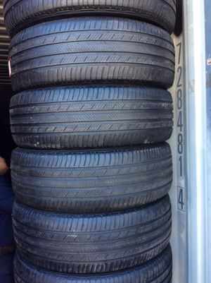 Set foi 4 Tire 2355520 $100 for Sale in Rockville, MD