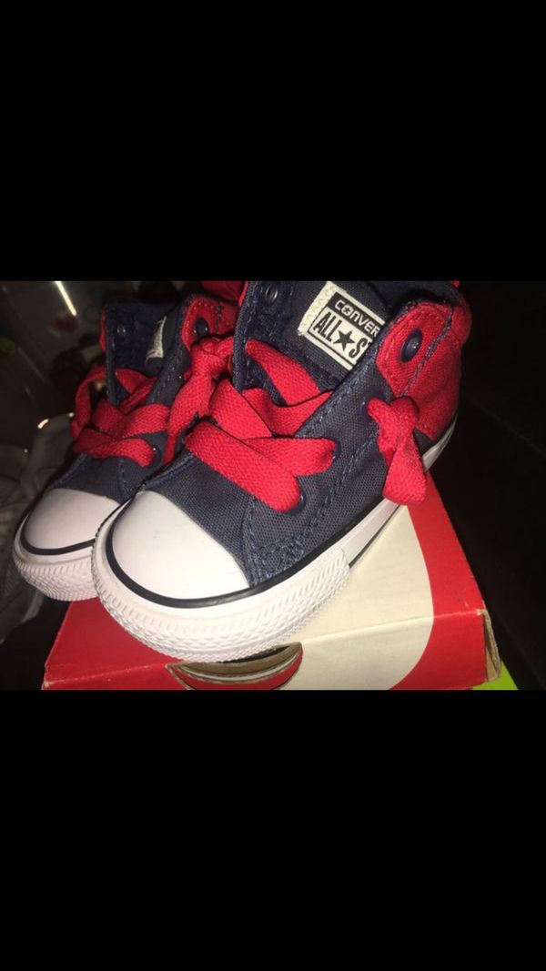 newest 9df58 6b797 Toddler Boys Converse Size 4C (Baby   Kids) in Washington, DC - OfferUp