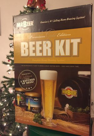 Mr Beer Home Brewing Kit for Sale in Marina del Rey, CA