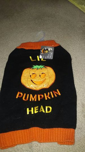 Dog sweater for Halloween for Sale in Orlando, FL