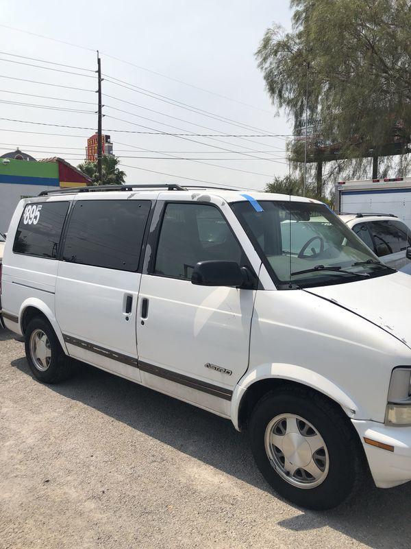 1996 Chevy Astro Van