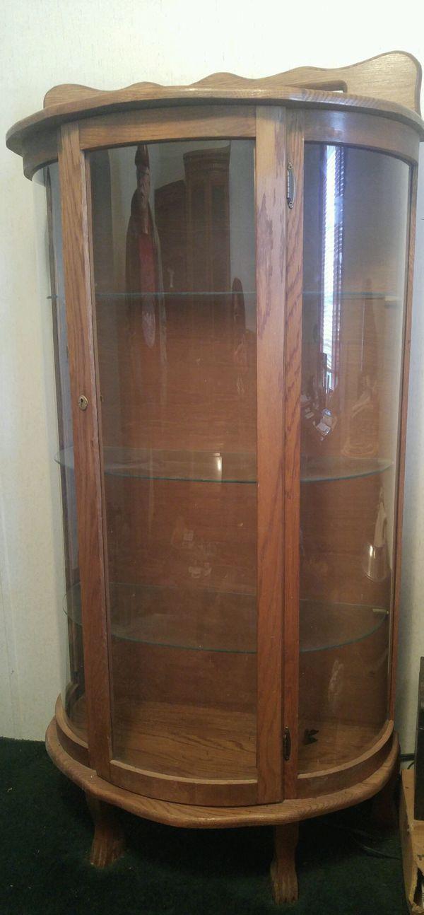 Antique Curio Cabinet For Sale In Douglasville Ga Offerup