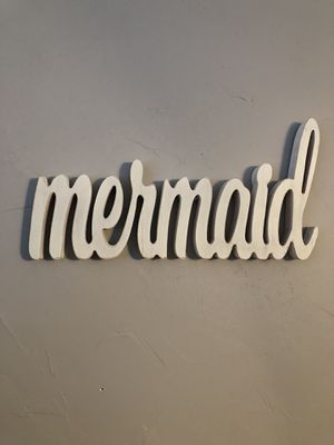 Offer Up San Diego >> New And Used Mermaid Decor For Sale In San Diego Ca Offerup