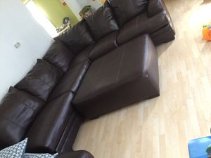 Sectional couch for Sale in Herndon, VA