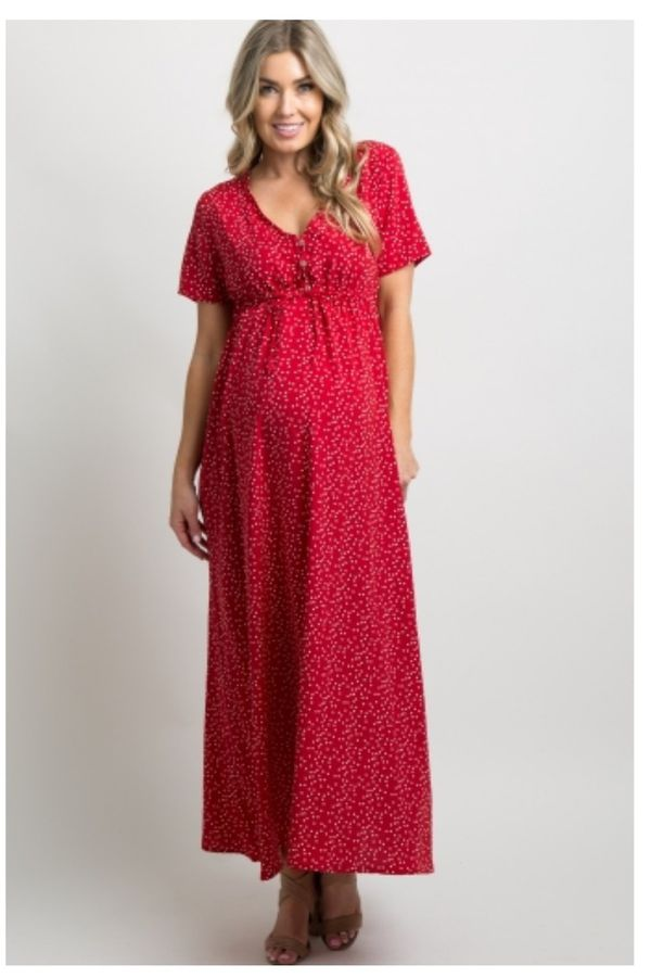 09f4276ccb29 Pink blush maternity dress for Sale in Miami, FL - OfferUp