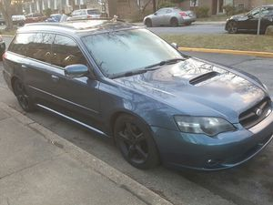 2005 Subaru Legacy limited edition wagon for Sale in Hyattsville, MD