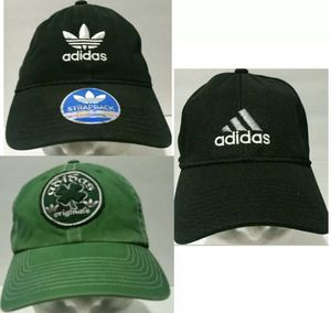 Photo Adidas Hats! Climalite Aflex, Green Clover and Classic