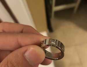 Silver Cartier Ring Sz 7 for Sale in Silver Spring, MD