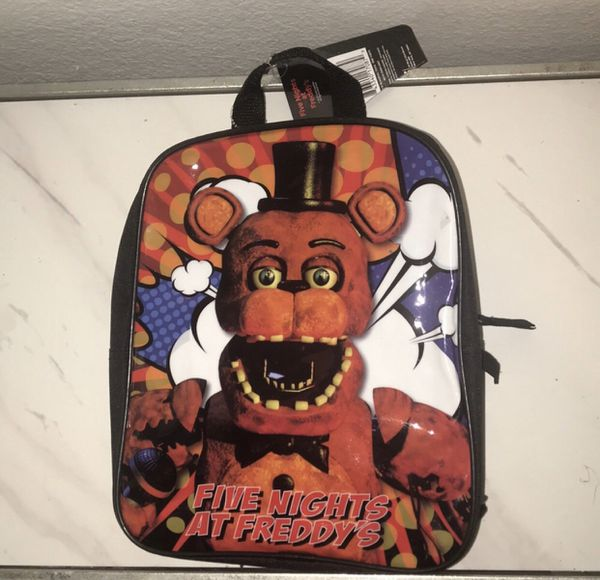 New with tags! Five nights at Freddy s backpack for Sale in Hesperia ... a4dce2d725593