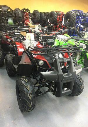 125cc atv four wheeler for kids for Sale in Dallas, TX