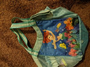 Little mermaid beach bag for Sale in Upland, CA