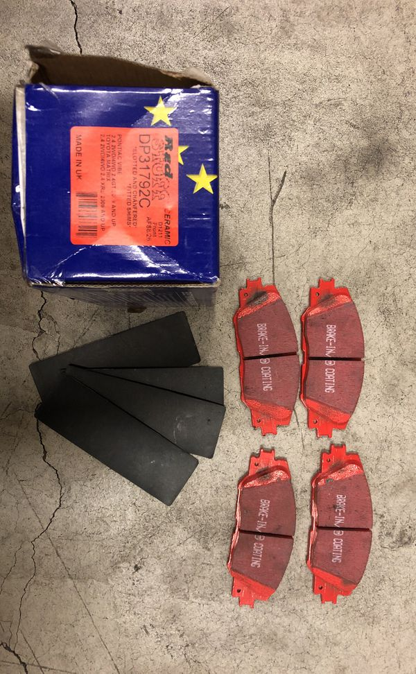 New Brake Pads For My Sciontoyota Scion Tc For Sale In Irvine