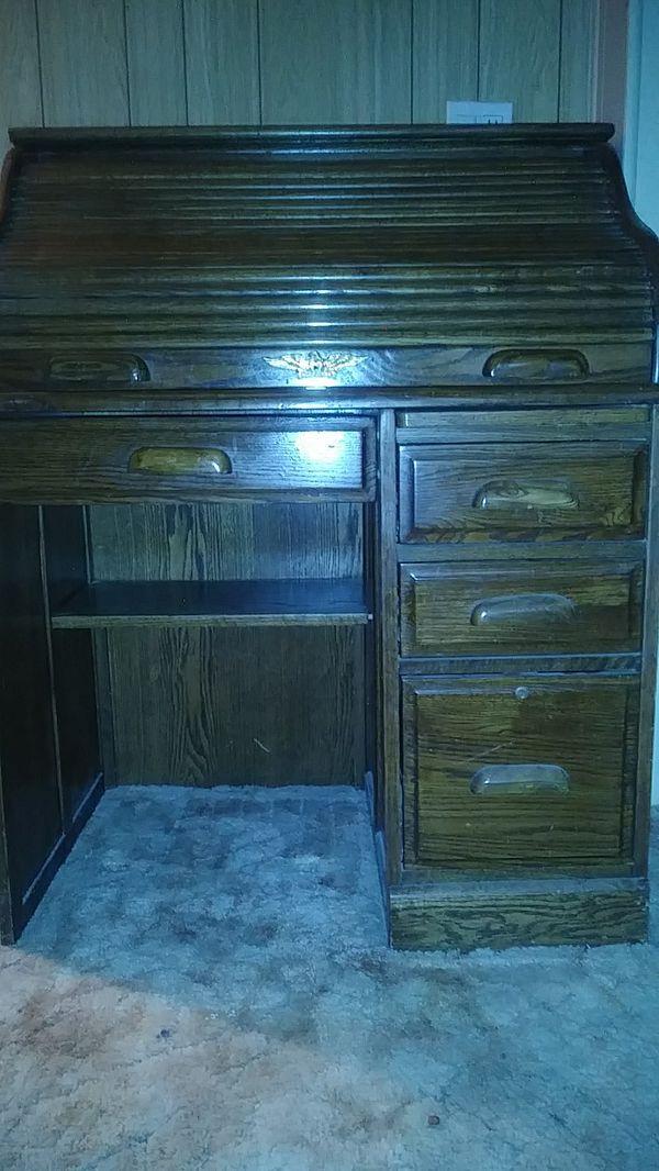 Rolltop Desk Eaglecraft For In