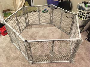 Child Hexagon Play Area Gate for Sale in Reston, VA