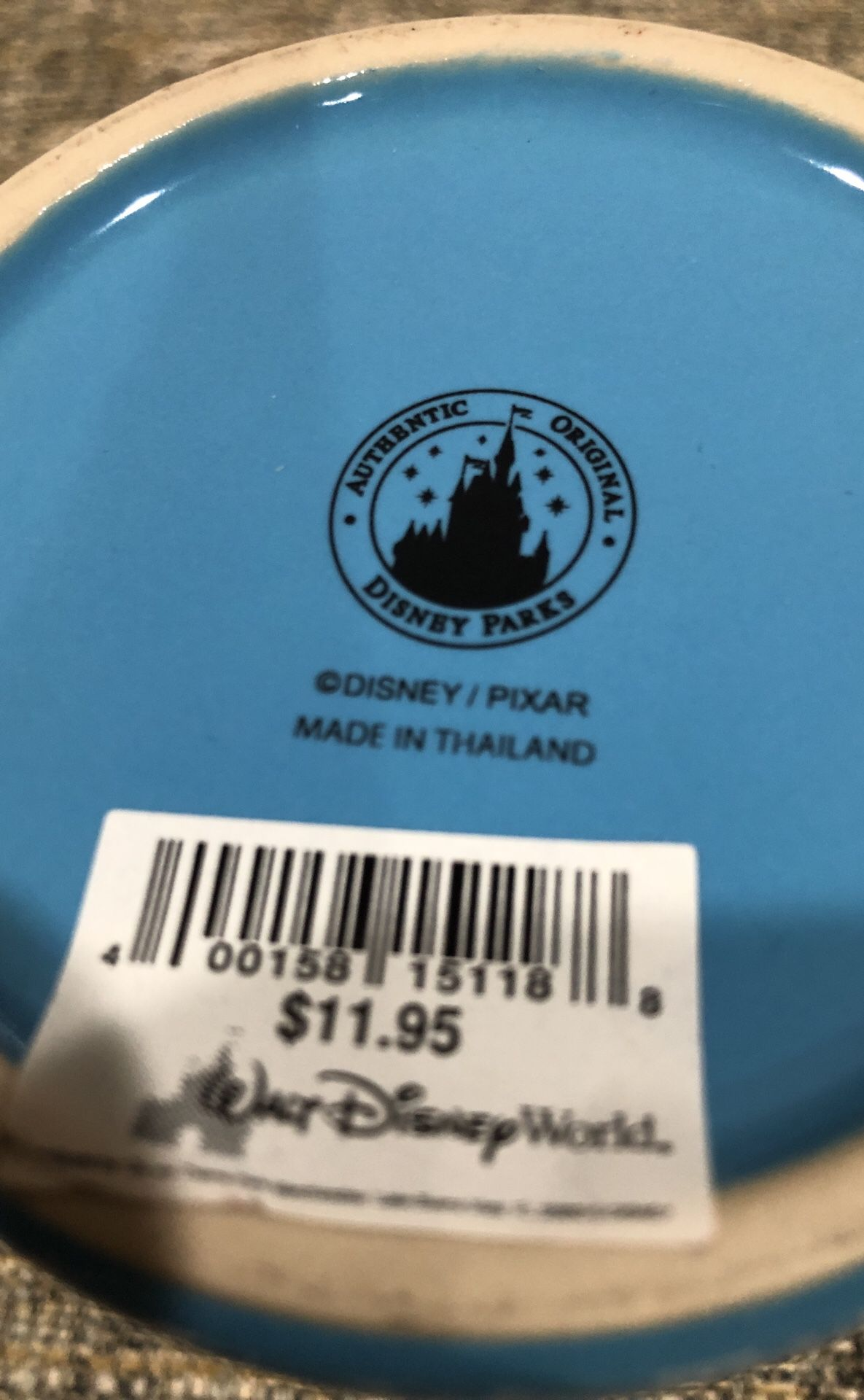 Authentic Original Disney Parks. Please see all the pictures and read the description