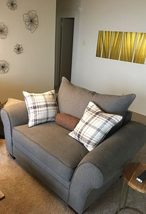 New Full Sofa & Loveseat (2 months old - Never used) for Sale in Washington, DC
