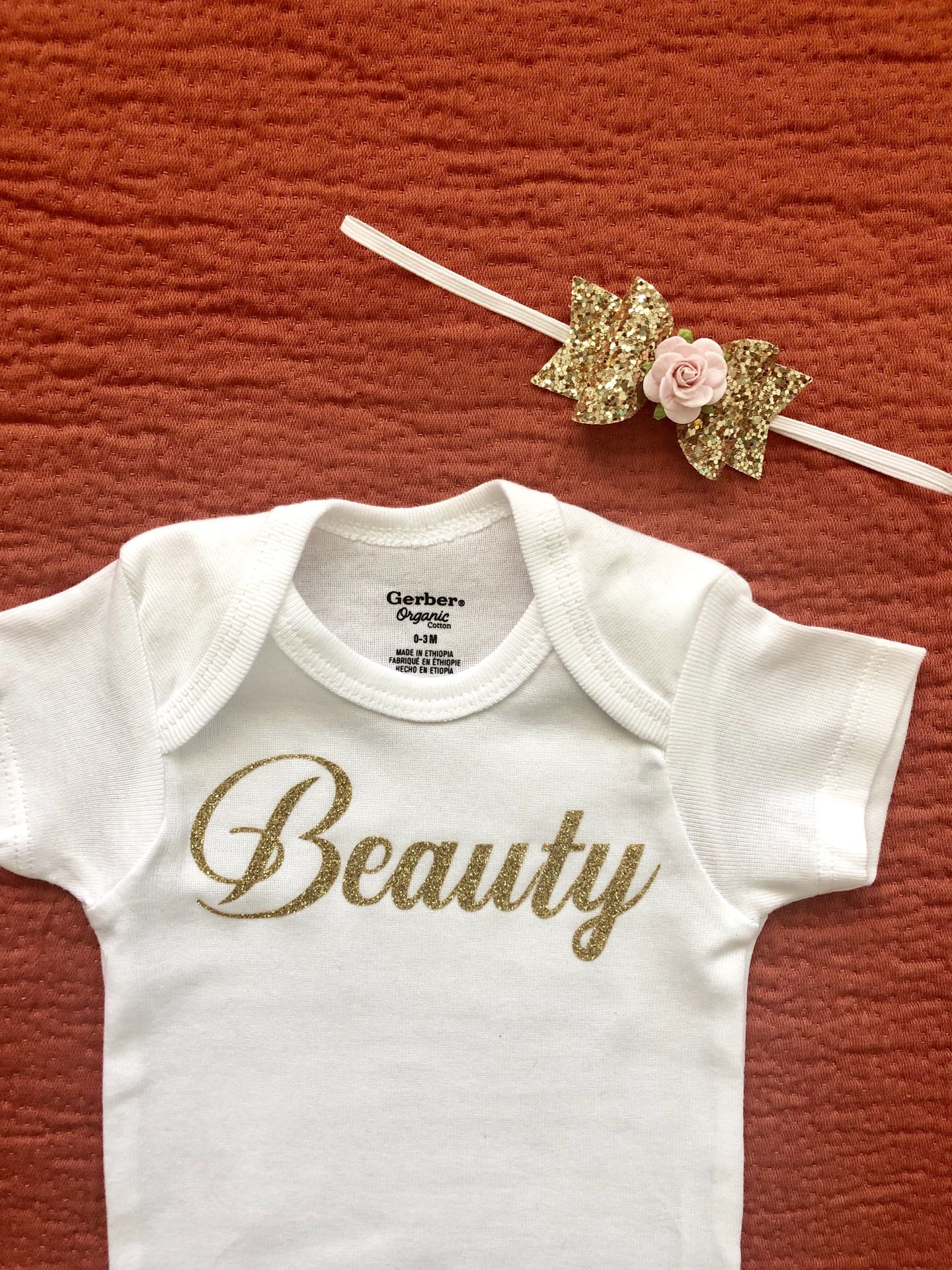 Personalized onesies- any style or theme