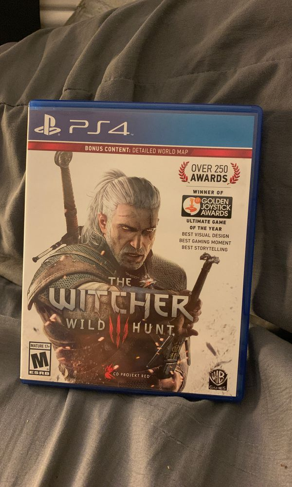 The Witcher PS4 for Sale in Clovis, CA - OfferUp