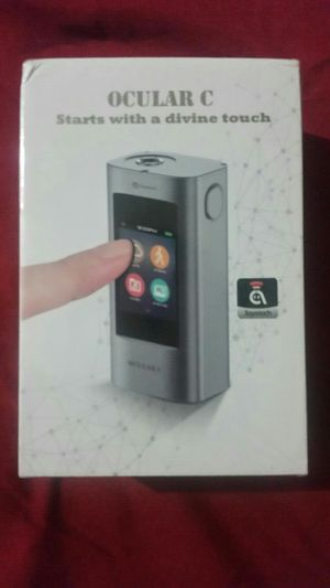 Brand new Bluetooth touchscreen Vapes with photo and music capabilities and step monitoring 150 watts for Sale in Rustburg, VA