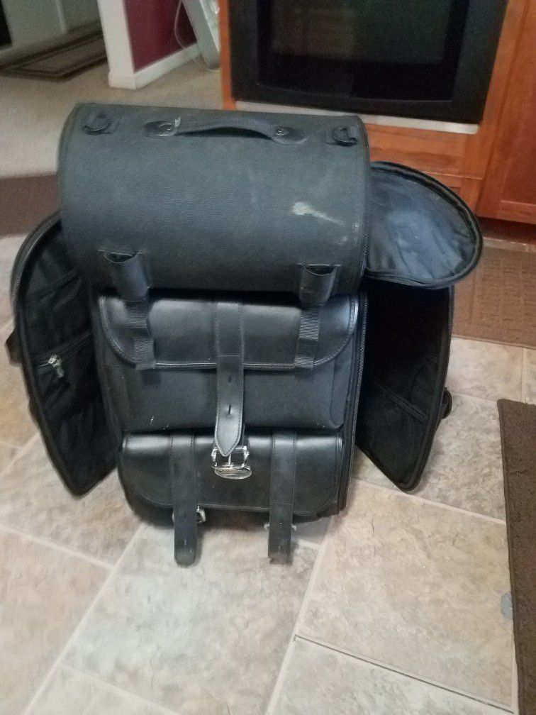 Photo Bag For Motorcycles
