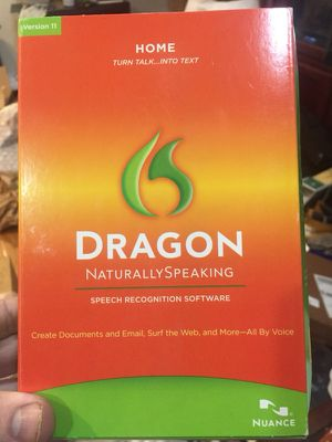 Dragon speech recognition software for Sale in Pittsburgh, PA