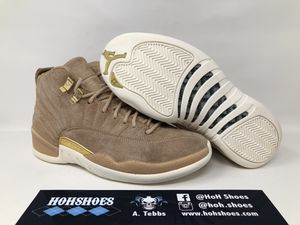 c3f1d95a5de0 australia jordan 12 retro ovo white 0314d daf5c  new zealand air jordan 12  vachetta tan size 7w 5.5m for sale in draper ut