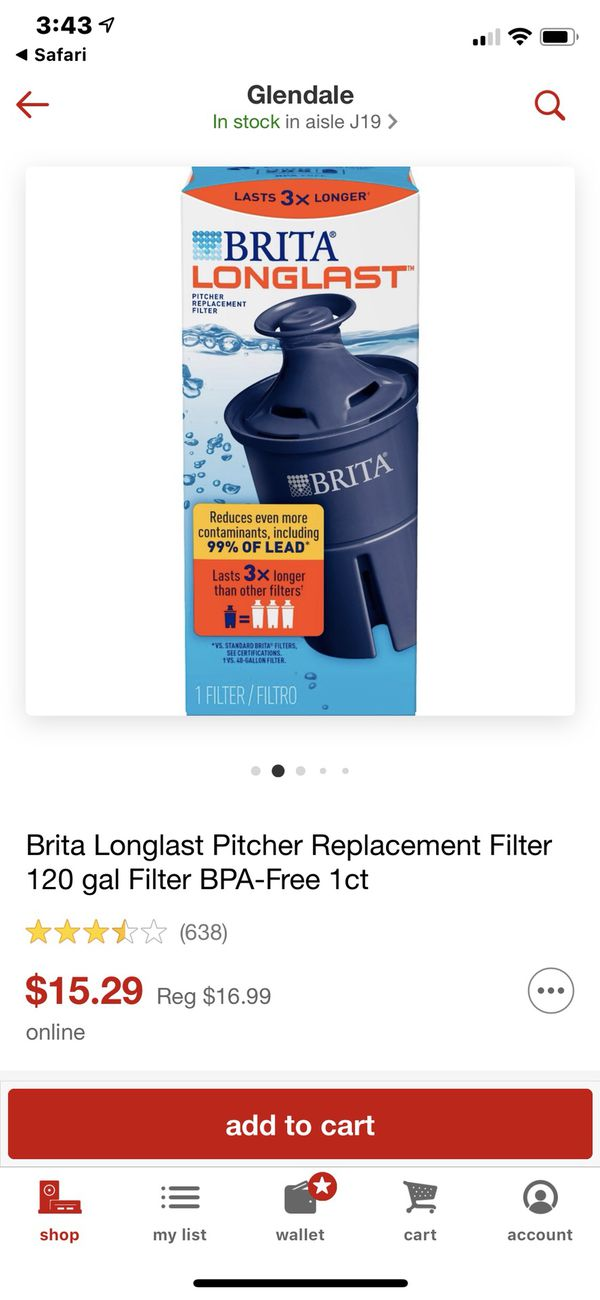 New and Used Brita filter for Sale in Denver, CO - OfferUp