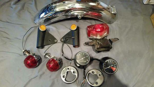 Cafe Racer Honda CB175 CL175 Parts For Sale In Tempe AZ