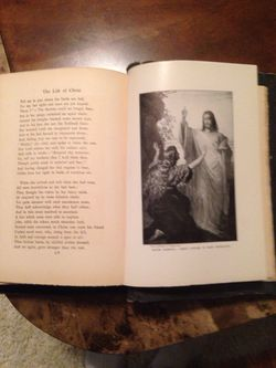 Book The Life of Christ 1900 Thumbnail