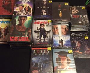 Brand new dvds for Sale in Halethorpe, MD