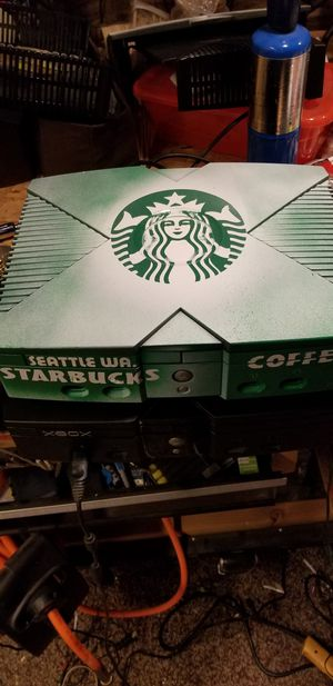 original xbox Starbucks theme 50$ for Sale in Sacramento, CA