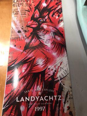 Landyachtz Drop Hammer Longboard Skateboard for Sale in Redondo Beach, CA