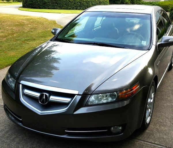 Sell My2007 Acura TL FWDWheelss Clean For Sale In San