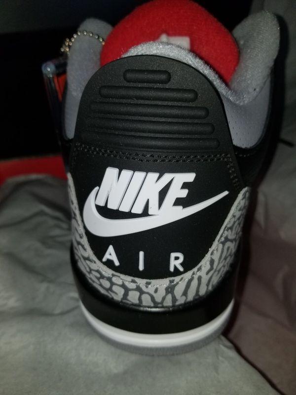 bd07172c3768 Nike Air Jordan 3 OG - size 7.0Y for Sale in Sacramento