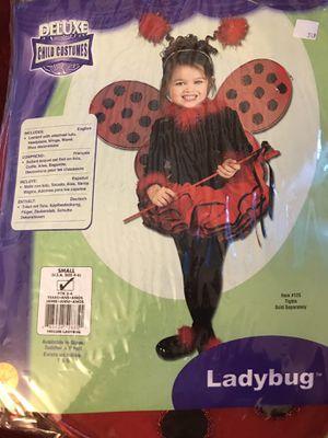 Ladybug costume size small 4-6 for Sale in Alexandria, VA
