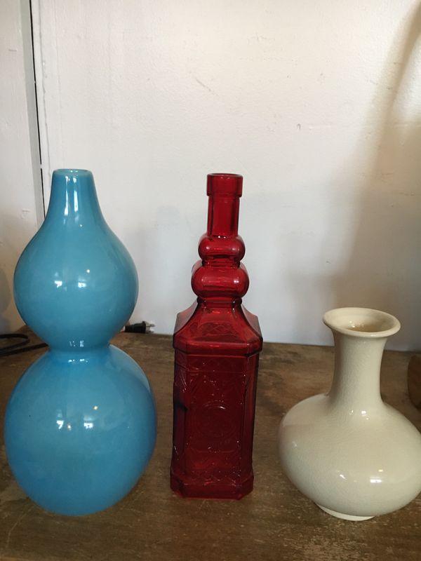 Ornate Vases Household In Roseville Mi Offerup