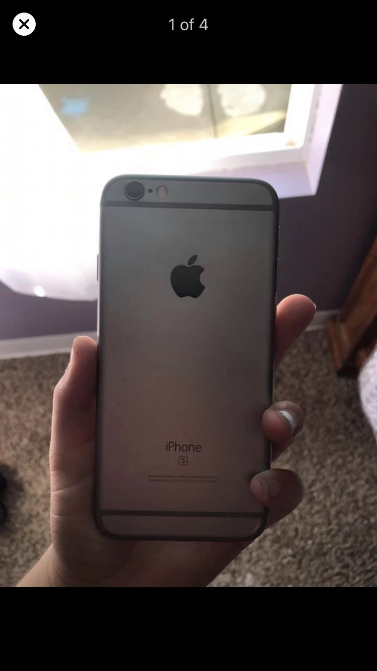 IPhone6s (Grey)