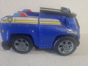 Photo Paw Patrol Play Police car